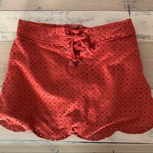 NWOT skirt and bloomers